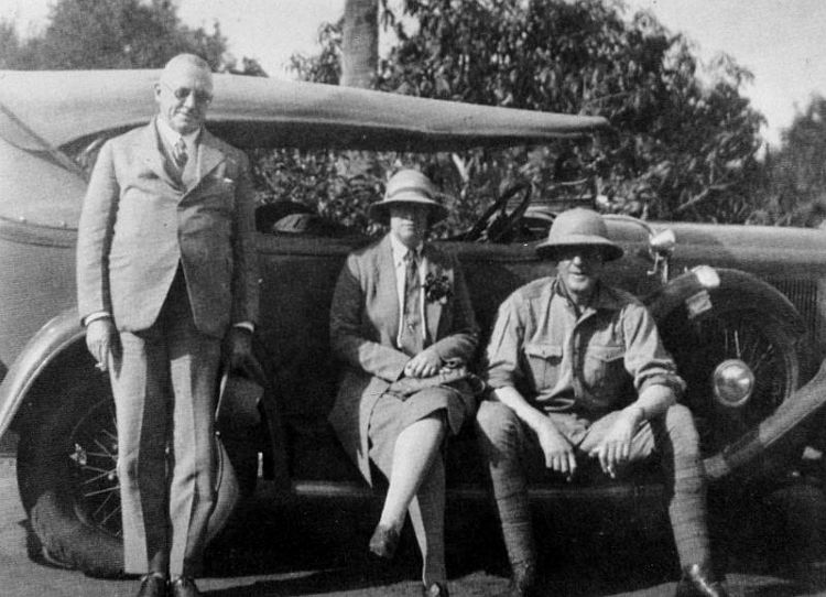 Africair_Wenela_Dr_Leonard_Bostock_Mary_and_William_Gemmill
