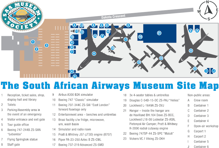 SAA Museum site layout MAP 750ppiB
